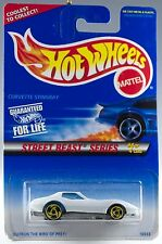Hot Wheels No. 560 Street Beast Series #4 Corvette Stingray w/SB's MOC
