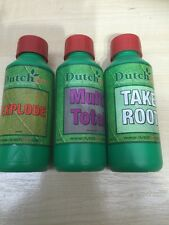 Dutch Pro Explode/take Root/multi Total 250ml.hydroponics.grow Tents.grow Lights