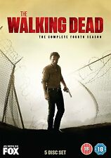 The Walking Dead Season 4 DVD New/Sealed