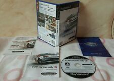 COLIN McRAE RALLY 3 - !COMPLETO! - PlayStation Ps2 Play Station Gioco Game Drive