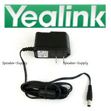 Yealink Power Supply Adapter T19P T21P T23P W52P W52H T23G T40P PS5V600US Phone