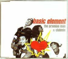 Basic Element - The Promise Man - CDM - 1993 - Eurodance EMI Inhouse Sweden