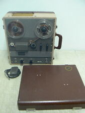 Vintage 1956 Terecorder 900, AKAI's 1st Reel to Reel Tape Deck Recorder, Working