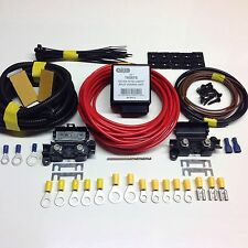 3mtr Split Charge Relay Kit 12V 70amp (VSR) Voltage Sense Intelligent Relay