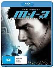 Mission Impossible 3 (Blu-ray, 2011) NEW AND SEALED