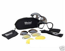 NEW DAISY 4 LENS REPLACEMENT SPORT MOTORCYCLE SKI POLARIZED GOGGLES SUNGLASSES