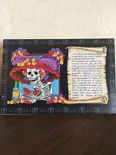 "Day of Dead Gift Card Pop-Up Altar Dia De Muertos ""La Catrina"""