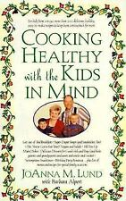 Joanna Lund - Cooking Healthy With Kids In M (1998) - Used - Trade Cloth (H