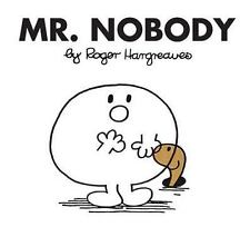 Mr. Nobody (Mr. Men and Little Miss)-ExLibrary