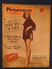 Picturegoer Magazine - 26/3/55 - Marjorie Hellen on cover