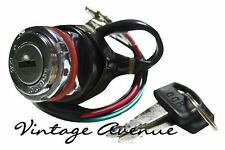 HONDA CB125 CB175 IGNITION MAIN SWITCH 4WIRES [OCO]