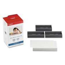 Canon KP-108IN Color Ink Ribbon & Photo Paper Pack - 3115B001