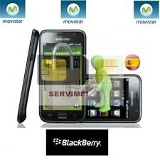 LIBERAR BLACKBERRY Z5 Z10 Z30  Q10 Q5 MOVISTAR ESPAÑA