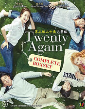 Twenty Again Korean TV Drama Dvd -English Subtitle