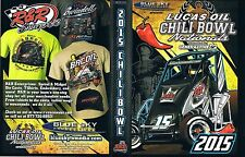2015 Midget Lucas Oil Chili Bowl Nationals DVD