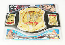 WWE Spinning Championship Belt Raw Wrestle Mania 8+ Years Wrestling New Toy Gift