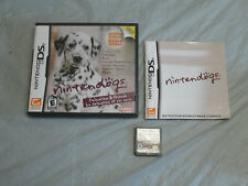 Nintendogs: Dalmatian & Friends (Nintendo DS, 2006) complete