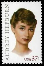 AUDREY HEPBURN  NEW  USPS STAMP METAL POSTER -11 x 17 LEGENDS OF HOLLYWOOD