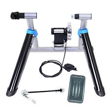 Deluxe 8 Resistance Level Magnetic Bicycle Indoor Stationary Bike Trainer Stand