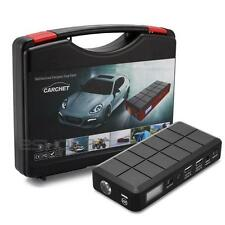 Car Multifunctional Emergency Battery Jump Starter Power Bank LCD for Laptop Car