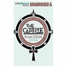 The Captive by Scott O'Dell (2013, CD, Unabridged)