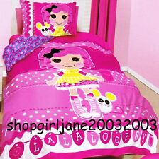 Lalaloopsy - Mouse - Double/US Full Bed Quilt Doona Duvet Cover Set