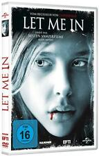 LET ME IN - DVD - Horrorfilm