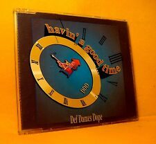 MAXI Single CD DEF DAMES DOPE Havin' A Good Time 4TR 1993 eurodance