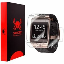 Skinomi Ultra  FULL BODY Skin+Screen Protector for Samsung Galaxy Gear 2 Watch