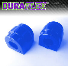 BMW E46 M3 27mm Front Anti Roll Bar Mounts - BLUE  Duraflex Polyurethane