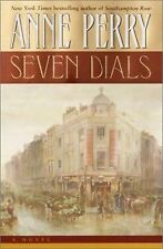 Anne Perry ~  Seven Dials ~ 1st Edition Book 2003, Hardcover Like New