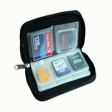 22 Slots CF SD XD MS Card Carrying Storage Pouch Box Case Holder Wallet Bag 2016