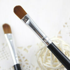 2X Plastic Hair Lady Cosmetic Blending Eyeshadow Eye Shade Brush Makeup HF