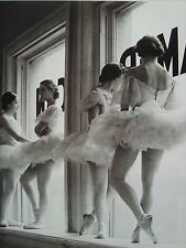 BALLERINAS SCHOOL OF AMERICAN BALLET LIFE MAGAZINE 1936 PHOTO 4X6 GLOSSY PAPER
