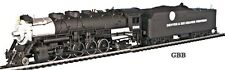 HO Scale DENVER & RIO GRANDE 2-10-2 DCC READY Locomotive IHC New in Box 23435