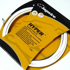 gobike88 Jagwire Hyper Cable Set for shift, for ROAD/MTB, UCK214, White, M17