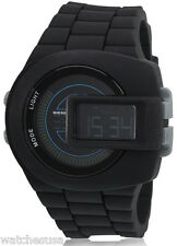 Diesel DZ7274 Black Digital Dial Plastic Strap Men's Watch