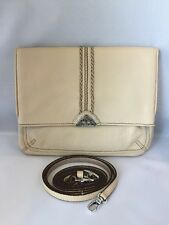 BRIGHTON NWT OCTAVIA LEATHER SMALL CROSSBODY PURSE