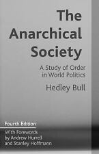 The Anarchical Society by Bull, Hedley