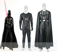Star Wars Cosplay Darth Vader Anakin Skywalker Cosplay Costume Full Size Outfit