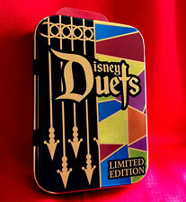Disney Pins Beauty and the Beast Belle Duets Pin+Halloween Party 2016 MNSSHP Map