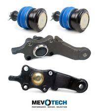Mevotech Front Upper & Lower Ball Joint Pair Fits Toyota 4Runner Sequoia Tundra