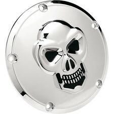 3D Skull Carter d'embrayage Chrome,f. Harley Davidson Twin Cam 99 aujourd'hui