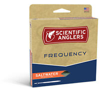 SCIENTIFIC ANGLERS FREQUENCY SALTWATER WF-12-F 12WT FLOATING FLY LINE IN HORIZON