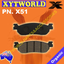 FRONT Brake Pads for Yamaha AT 115 Neo CVT 2005-2008