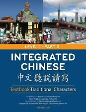 Integrated Chinese: Level 1, Part 2 (Textbook: Traditional Characters) (English