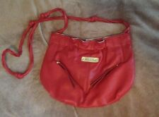 Nice Red Volcom Handbag Vgc