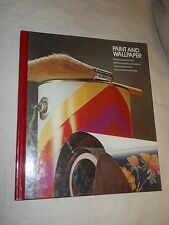 Home Repair and Improvement: Paint and Wallpaper by Time Life (1980, Hardcover)