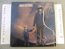 ARLO GUTHRIE SELF-TITLED LP IN SHRINK MS 2183