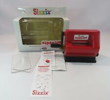 Sizzix Sidekick Die Cutting Machine with Standard Cutting Pads for Sizzlits JH